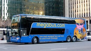 MEGABUS Coming to Sacramento………Fares Starting at $1 00